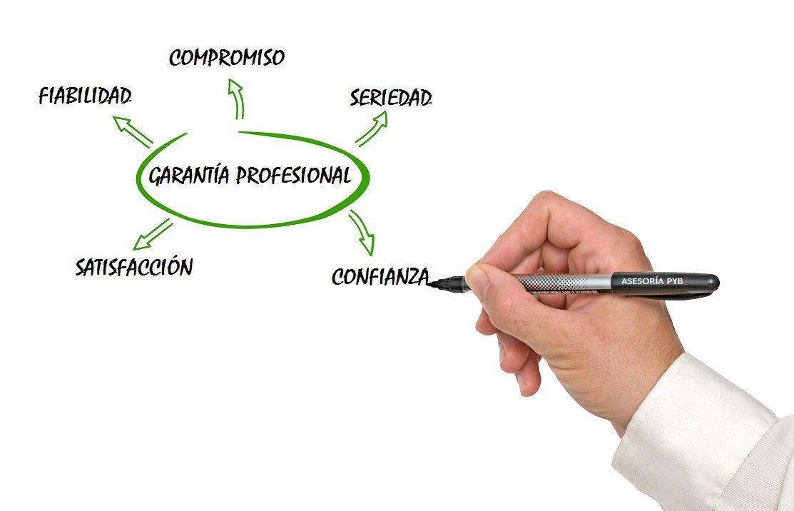 Asesores de confianza. Asesoría Online PYB
