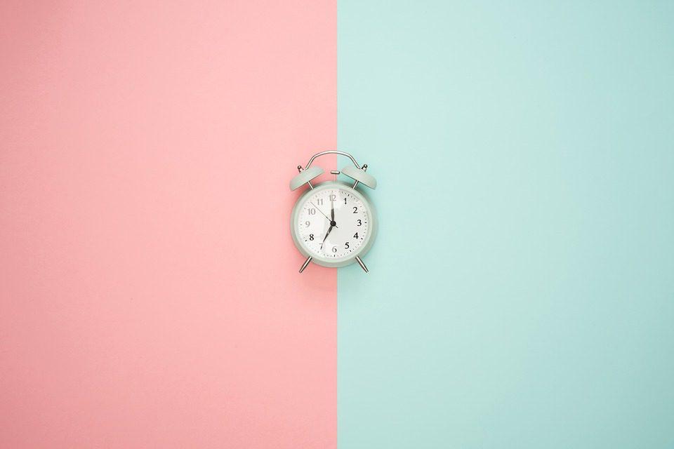cambio hora productividad laboral